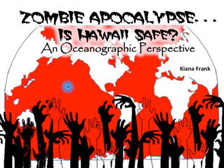 Nerd Night: Zombie Apocalypse, is Hawaii safe?