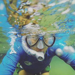 #crystalclear. The underwater tour. #kiholo #fishpond