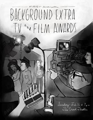 Background Extra TV & Film Awards