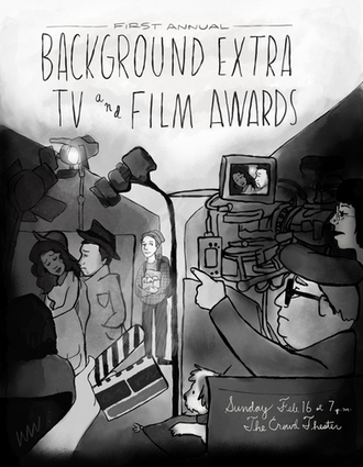 Background Extra TV & Film Awards