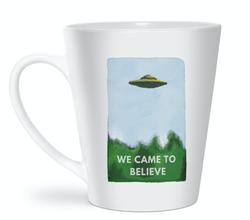 Sober Alien Mug