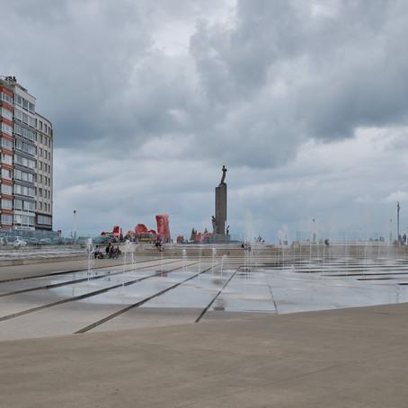 Ein Tag in Oostende