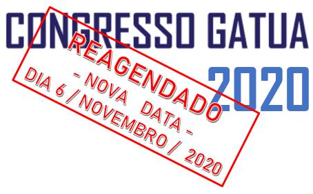 Definida a data para o 16º Congresso GATUA 2020