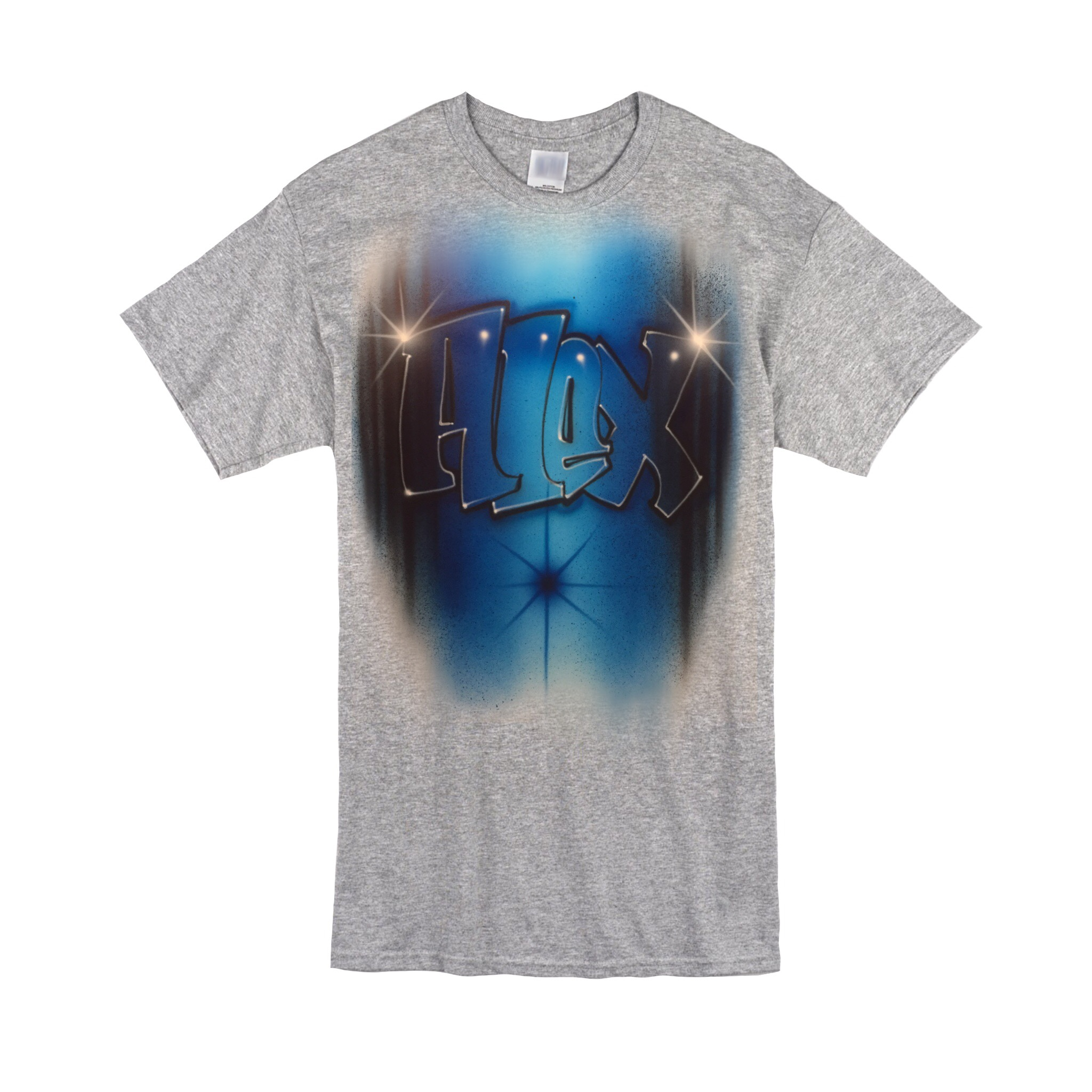 Graf block blues Tshirt