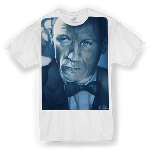 James Bond Tshirt