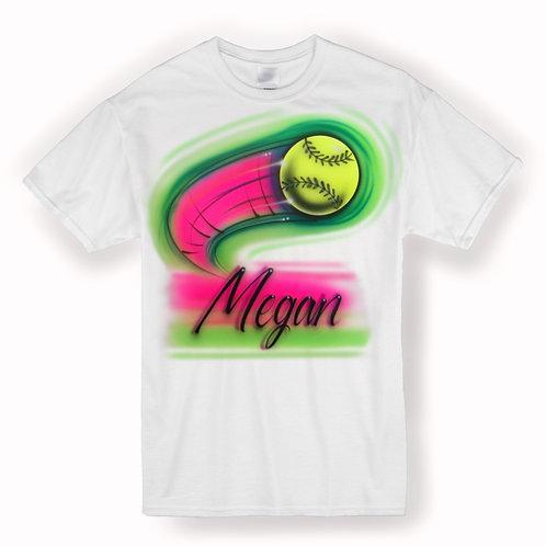 Softball Tshirt