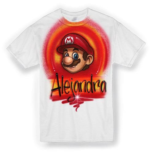 Mario Tshirt