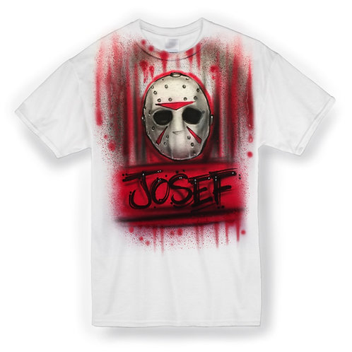 Halloween mask Tshirt