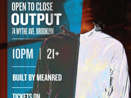 SHOW PREVIEW: MeanRed Brings Daphni (aka Caribou) to Output for an All-Night Set