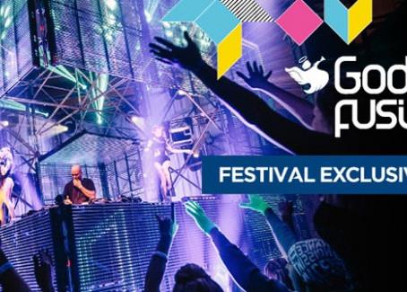 Godskitchen Fusion Cube + Lineup Additions @ Global Gathering 2013