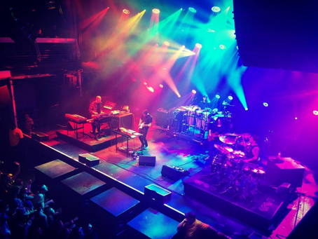 STS9 Closes Fall Tour with a NYC Heater [Review, Setlist]