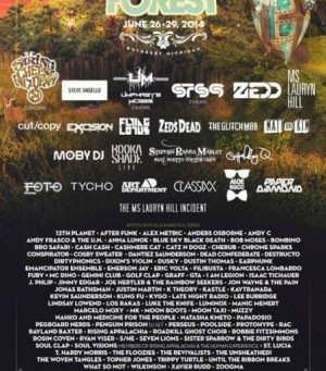 5 Artists You Might Not Know on the Electric Forest Lineup
