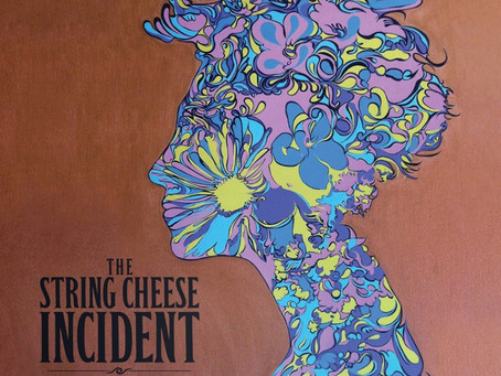 The String Cheese Incident Release Trailer for New Album, April 29th Release Date