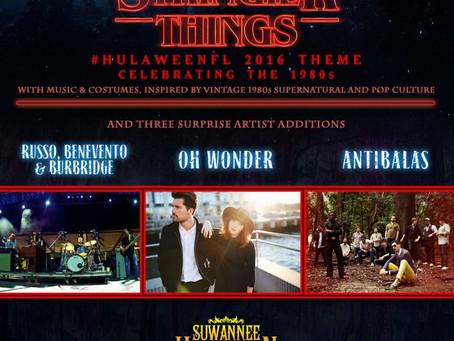Suwannee Hulaween Adds RB&B, Antibalas, and Announces 'Stringier Things' Theme