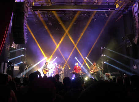 The Infamous Stringdusters heat up NYC with Thursday snow show