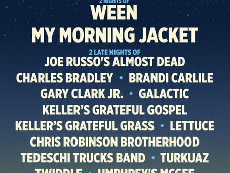 Lockn' Announces 2016 Lineup: Phish, My Morning Jacket, Ween, Lettuce, Umphrey's +more