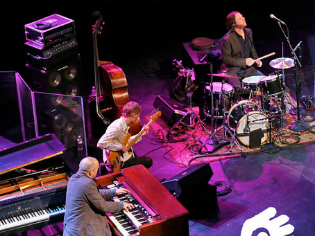 Medeski Martin & Wood Announce 25-Year Anniversary Celebration Shows at Le Poisson Rouge