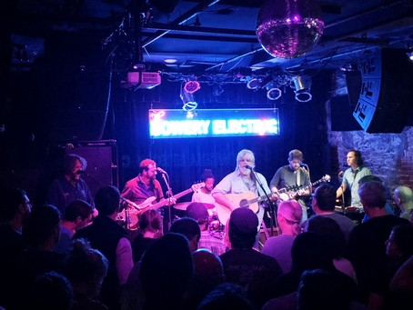 Leftover Salmon celebrate 'Something Higher' at intimate NYC release show