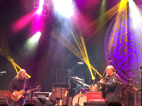 Gov't Mule Delivers Cover-Heavy Second Night at The Capitol Theatre