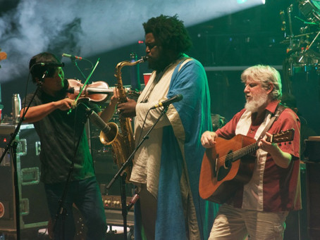 The String Cheese Incident Conquers Three Nights on the Red Rocks [Pictures, Setlists, Review]
