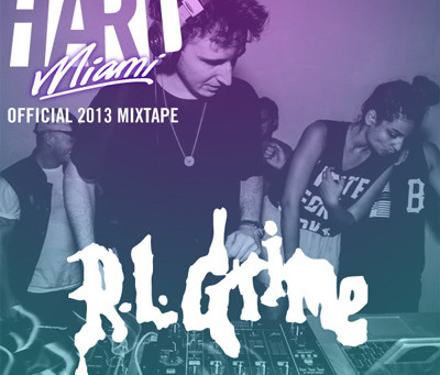 Winter Music Conference Preview: RL Grime HARD Miami Mixtape