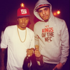 NEW MUSIC: J. Cole – Let Nas Down (remix feat. Nas)
