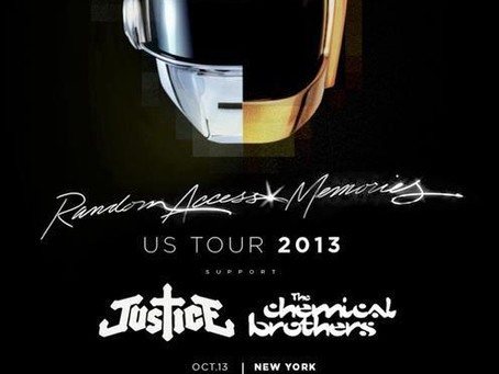 Daft Punk Announces Tour Dates (We think this may actually be for real…)
