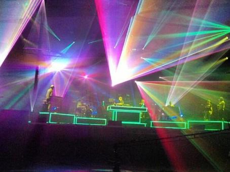 Catch a Sneak Peak of Pretty Lights' LIVE Stage Set-up