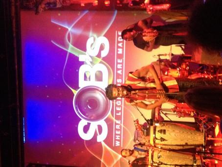 SHOW REVIEW: Antibalas @ S.O.B.'s (NYC)
