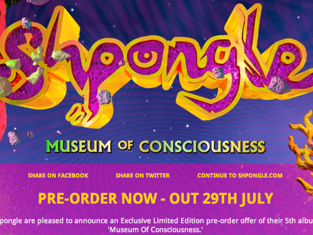 NEW MUSIC: Shpongle's – Brain in a Fishtank [Trippy as Fuck… Free Download]