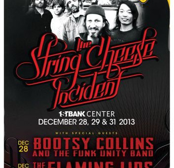 String Cheese Incident Add Flaming Lips, Tiny Universe Horns + more to NYE Run