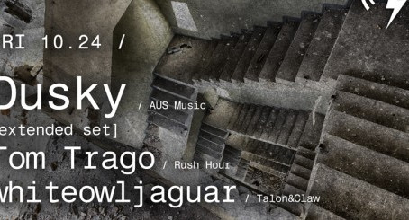 SHOW PREVIEW: Dusky Bringing An Extended Set To Brooklyn