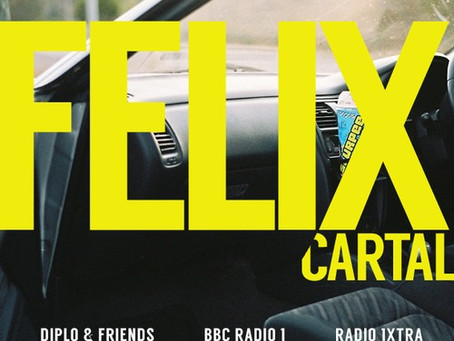 NEW MUSIC: Felix Cartel – Diplo & Friends BBC Radio 1 Mix (Eclectic, Free Download)