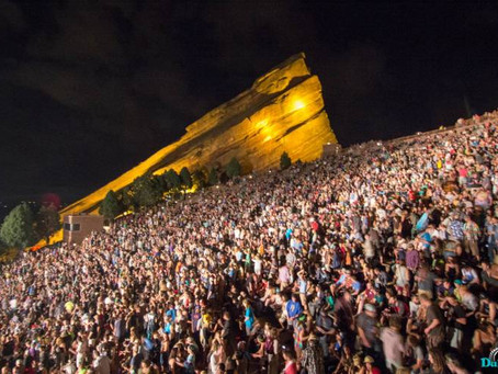 Lotus and Papadosio bring Red Rocks season to a wonderful ending!
