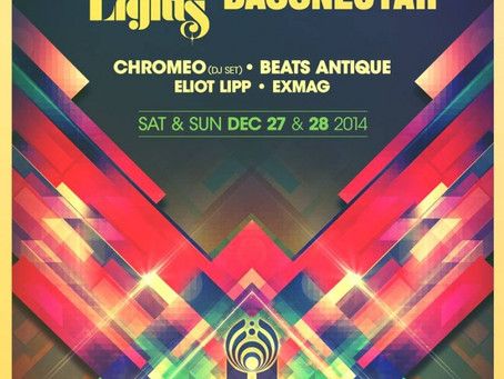 Bassnectar & Pretty Lights Announce Bass Lights 2014