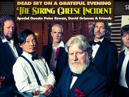 Peter Rowan & David Grisman Will Join String Cheese Incident For A Fan-Selected Set of Dead Tun