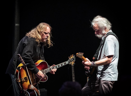 Bob Weir & Wolf Bros dazzle at The Capitol Theatre before last week of tour