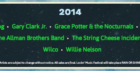 Lockn' Adds Wilco
