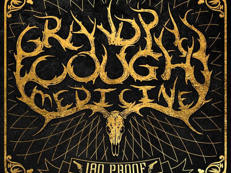 ALBUM REVIEW: Grandpa's Cough Medicine's '180 Proof' stays true to their roo