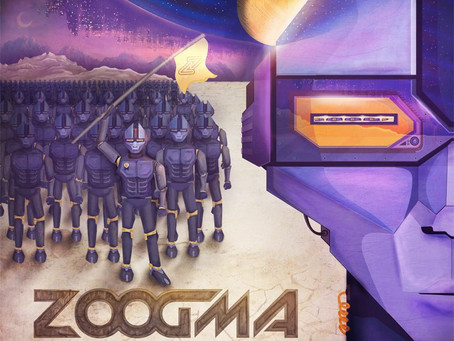 """Zoogma Releases """"Anthems 4 Androids"""" (Full LP, Free Download)"""