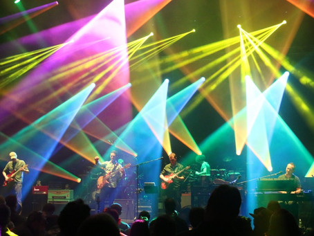SHOW REVIEW: Umphrey's McGee & Tauk Open Beacon Theatre Run With Straight Fire [Pics, Rev