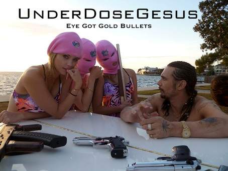 """NEW MUSIC: UDG """"Eye Got Gold Bullets"""" [ Chill Trap & Free Download ]"""