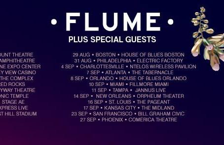 Flume Announces World Tour