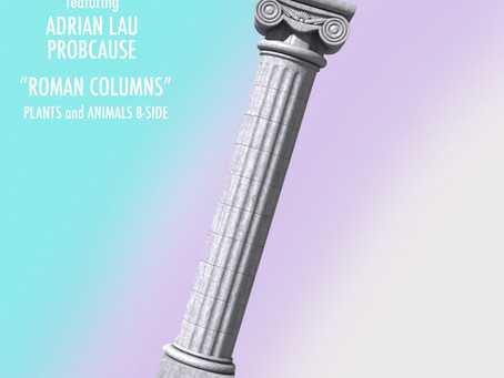 P-P-PREMIERE: Exmag & Branx ft Adrian Lau and ProbCause – Roman Columns [Hip Hop, Future