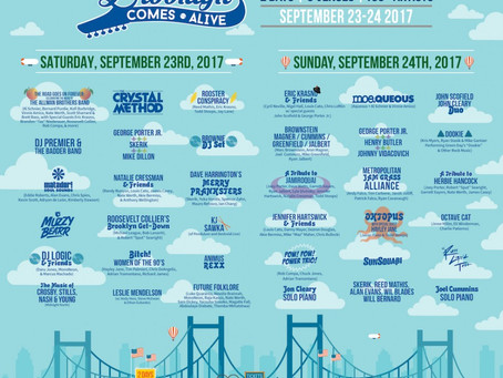 Brooklyn Comes Alive Announced Full Lineup: Supergroups Galore