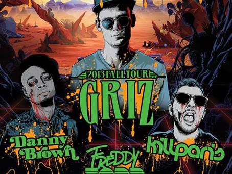 GRIZ INTERVIEW: DubEra meets the Rebel Era