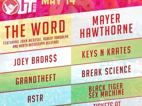Hangout Music Festival Releases Kickoff Party Schedule