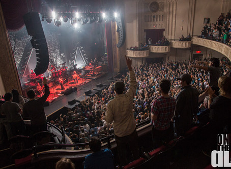 The String Cheese Incident prepares return to The Capitol Theatre