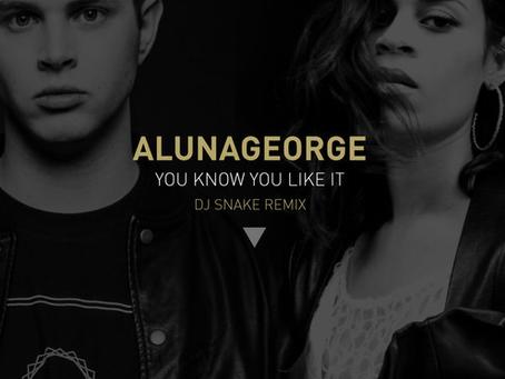 NEW MUSIC: AlunaGeorge –  You Know You Like It (DJ Snake Remix)