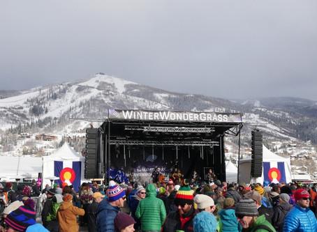 WinterWonderGrass Creates a Powdery Splash in Steamboat